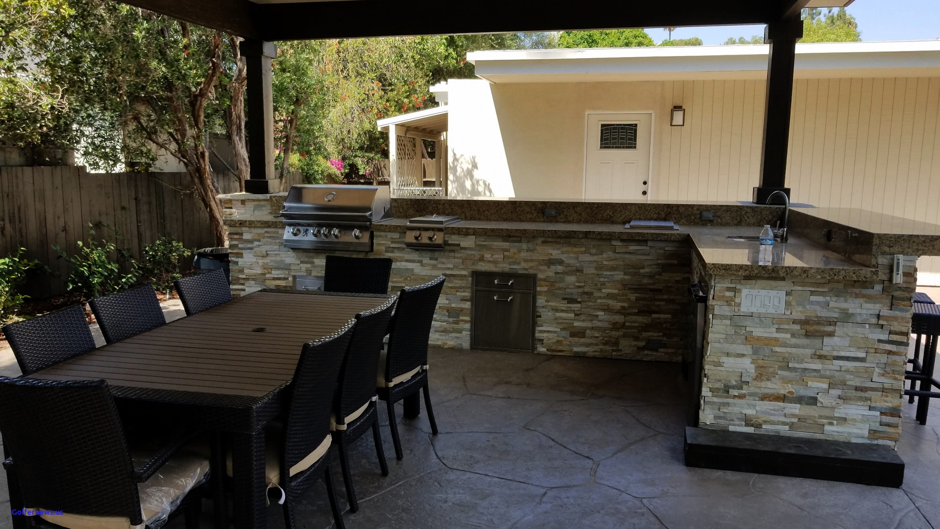 Backyard Remodeling Arbel Construction Inc